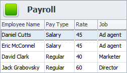Collect Payroll Data