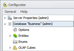 Custom Database Applications