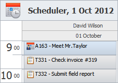 Place Tasks on Job Schedules